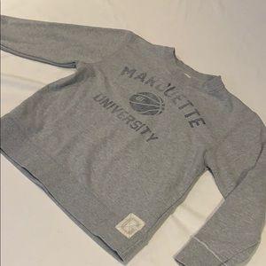 Kids Marquette University Sweatshirt Youth Small